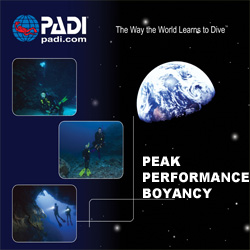 PADI Peak Performance Boyancy Specialty